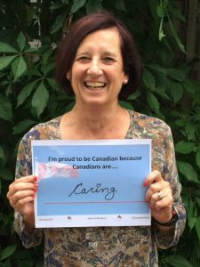 Carol Ring Corporate Culture Consultant My Canada is Caring