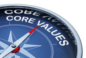 Core Values in the Workplace