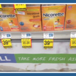 Nicorette More Fresh Air Ads