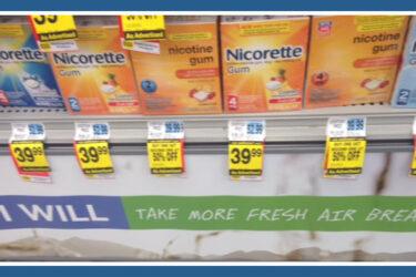 Nicorette More Fresh Air Ads