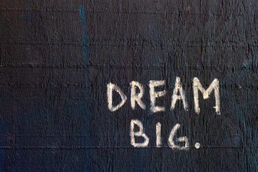 Why it's important to dream: define values in your company.