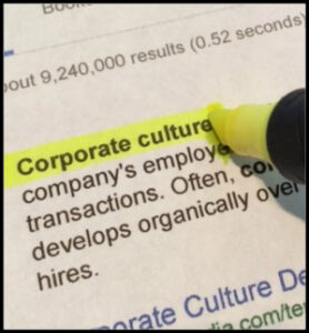 Corporate Culture with Carol Ring