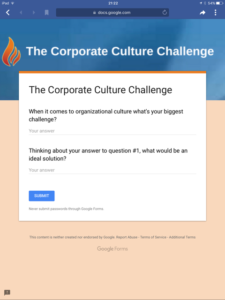 The Corporate Culture Challenge with Carol Ring