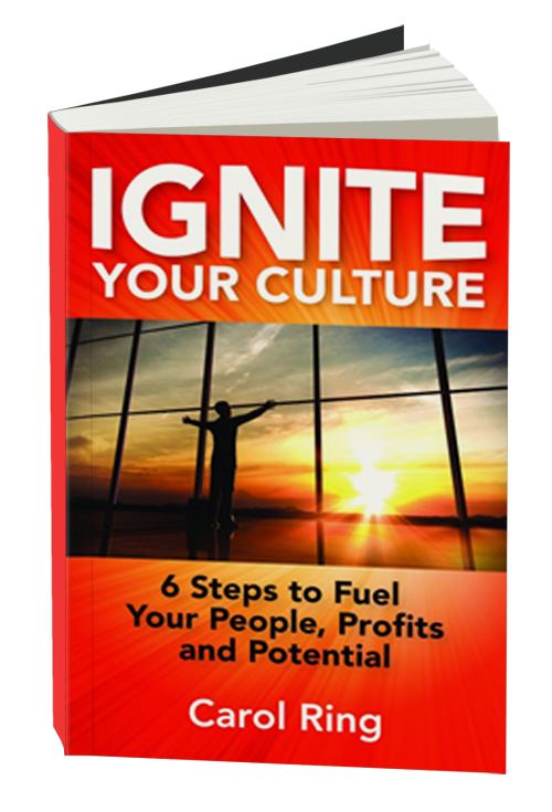 Ignite Your Culture 3D Cover with Transparent Background