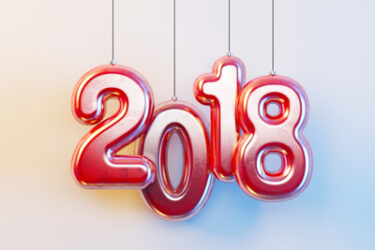 Happy New Year 2018 from Carol Ring