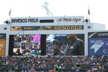 Superbowl Jumbotron