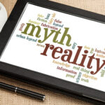 myth vs reality word cloud with Carol Ring Workplace Culture Consultant