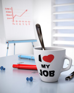 Workplace Wellbeing and Business Performance Concept