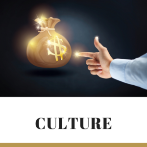Cost of Culture