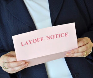 company culture layoff notice
